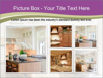 Modern Kitchen PowerPoint Templates - Slide 19
