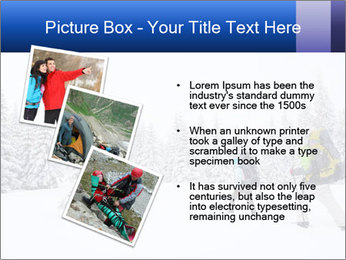 Winter forest PowerPoint Templates - Slide 17