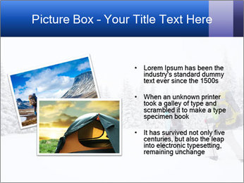 Winter forest PowerPoint Templates - Slide 20