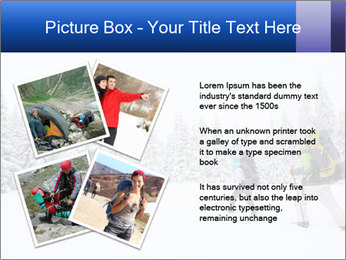 Winter forest PowerPoint Templates - Slide 23