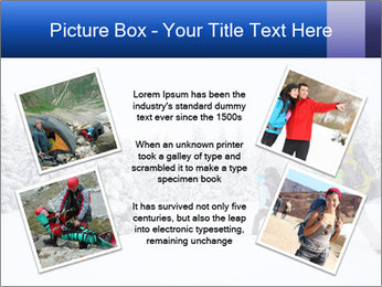 Winter forest PowerPoint Templates - Slide 24