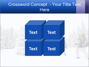 Winter forest PowerPoint Templates - Slide 39