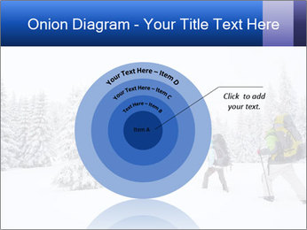 Winter forest PowerPoint Templates - Slide 61