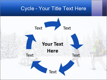 Winter forest PowerPoint Templates - Slide 62