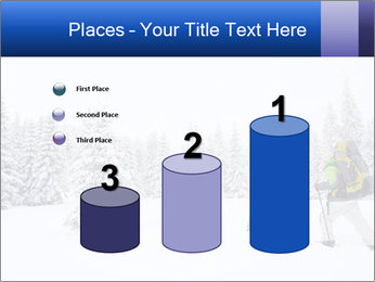 Winter forest PowerPoint Templates - Slide 65