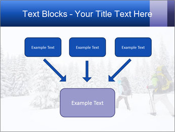 Winter forest PowerPoint Templates - Slide 70