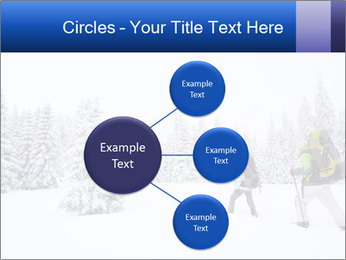 Winter forest PowerPoint Templates - Slide 79