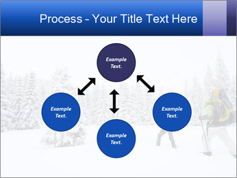 Winter forest PowerPoint Templates - Slide 91