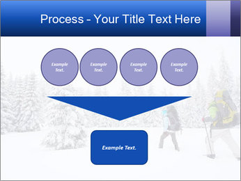 Winter forest PowerPoint Templates - Slide 93