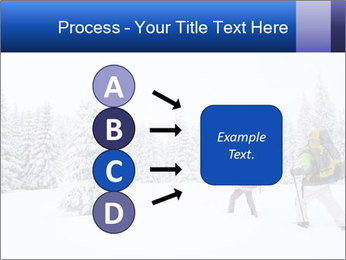 Winter forest PowerPoint Templates - Slide 94