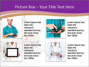 Doctor working PowerPoint Templates - Slide 14