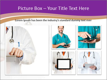 Doctor working PowerPoint Templates - Slide 19