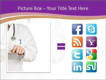 Doctor working PowerPoint Templates - Slide 21