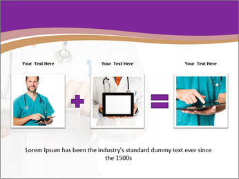 Doctor working PowerPoint Templates - Slide 22