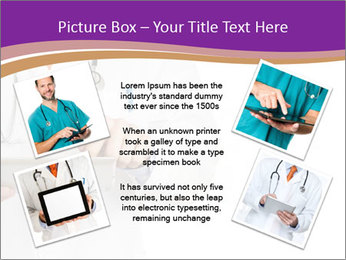 Doctor working PowerPoint Templates - Slide 24