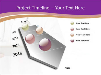 Doctor working PowerPoint Templates - Slide 26