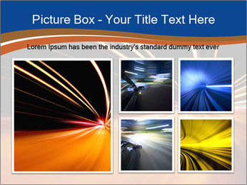 Rapid race PowerPoint Template - Slide 19