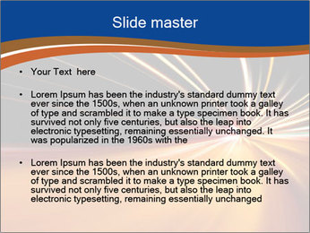Rapid race PowerPoint Template - Slide 2