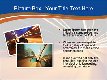 Rapid race PowerPoint Template - Slide 20