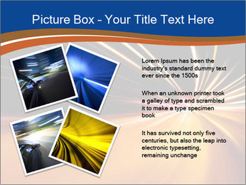 Rapid race PowerPoint Template - Slide 23