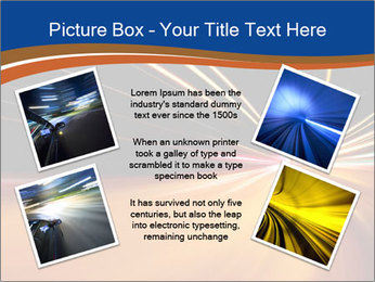 Rapid race PowerPoint Template - Slide 24