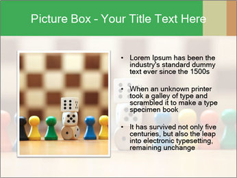 Pieces and Dices PowerPoint Templates - Slide 13