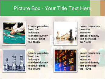 Pieces and Dices PowerPoint Template - Slide 14