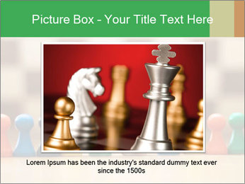 Pieces and Dices PowerPoint Template - Slide 15