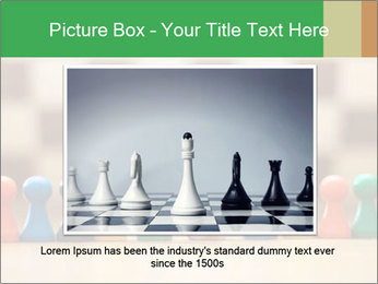 Pieces and Dices PowerPoint Template - Slide 16