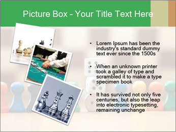 Pieces and Dices PowerPoint Template - Slide 17