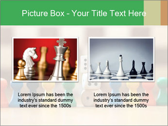 Pieces and Dices PowerPoint Template - Slide 18