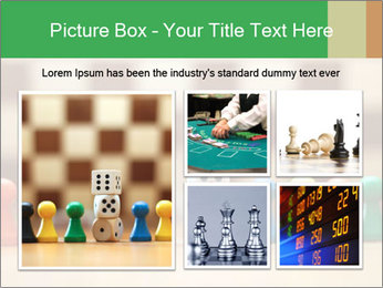 Pieces and Dices PowerPoint Templates - Slide 19