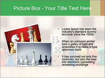 Pieces and Dices PowerPoint Template - Slide 20