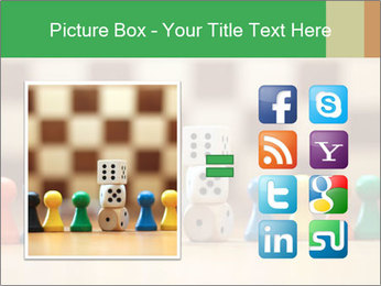 Pieces and Dices PowerPoint Template - Slide 21