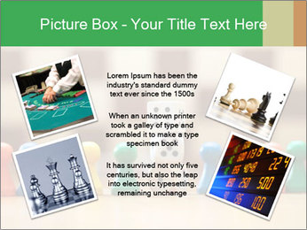 Pieces and Dices PowerPoint Templates - Slide 24
