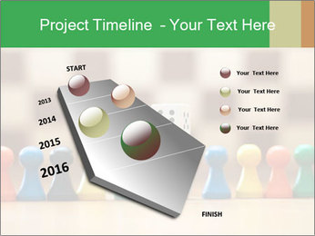 Pieces and Dices PowerPoint Template - Slide 26