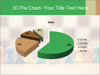Pieces and Dices PowerPoint Template - Slide 35