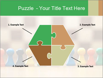 Pieces and Dices PowerPoint Templates - Slide 40