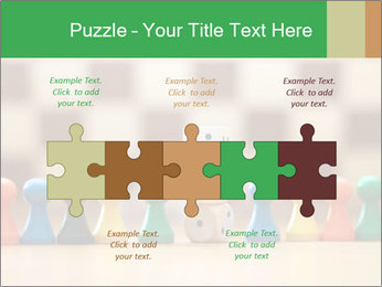 Pieces and Dices PowerPoint Template - Slide 41