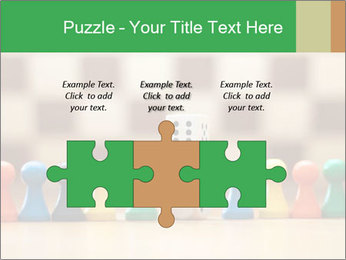 Pieces and Dices PowerPoint Templates - Slide 42