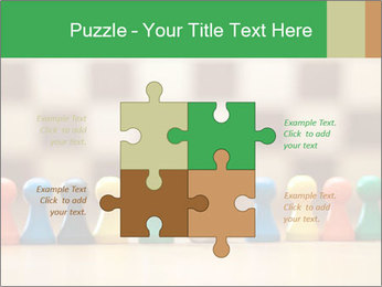 Pieces and Dices PowerPoint Templates - Slide 43