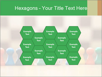 Pieces and Dices PowerPoint Template - Slide 44