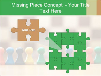 Pieces and Dices PowerPoint Templates - Slide 45