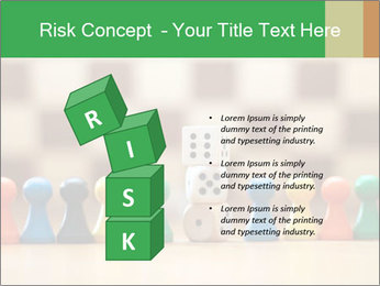 Pieces and Dices PowerPoint Template - Slide 81