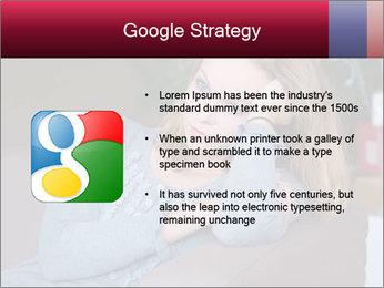 Sad woman PowerPoint Templates - Slide 10
