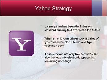 Sad woman PowerPoint Templates - Slide 11