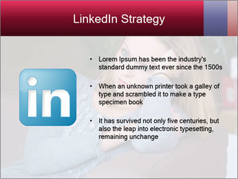 Sad woman PowerPoint Templates - Slide 12