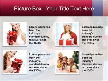 Sad woman PowerPoint Templates - Slide 14