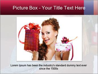 Sad woman PowerPoint Templates - Slide 16