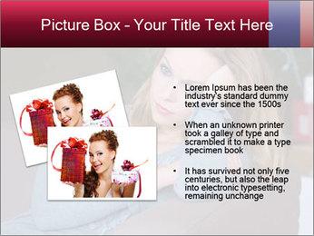 Sad woman PowerPoint Templates - Slide 20